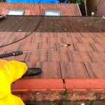 Roof Spray Painting in Atherstone on Stour 4