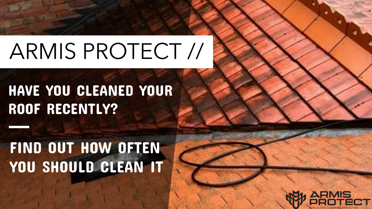 What results can you expect from your roof clean