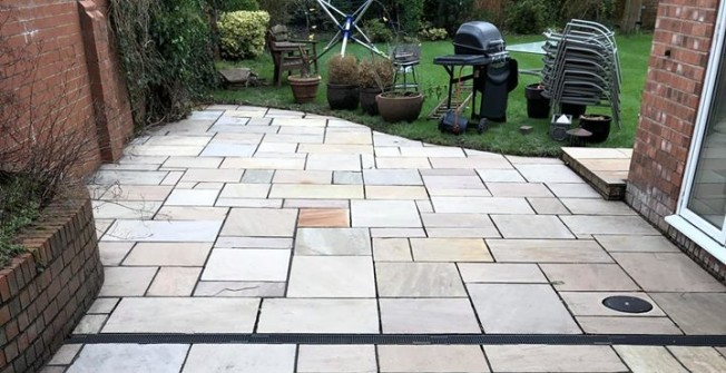Patio Cleaning in Apperknowle